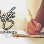 Best love Poem in English on dureghi